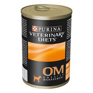 Purina Veterinary Diets OM Overweight Management Canine Formula Canned, My Pet Supplies