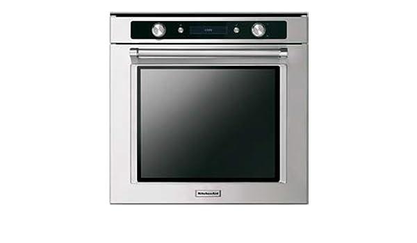 KitchenAid KOHCS 60601 - Horno (Medio, Horno eléctrico, 73 L, 73 L, 2450 W, 2 estanterías): Amazon.es: Hogar