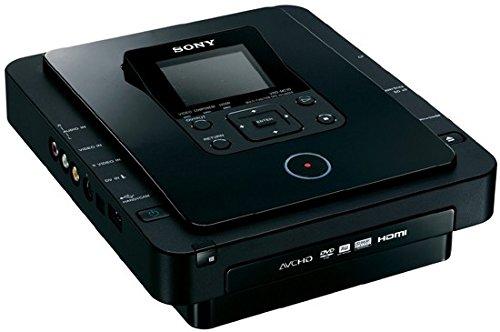 Sony DVDirect VRDMC10 Stand Alone DVD Recorder/Player (Black) (Avchd Player)