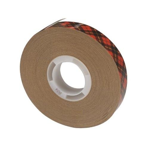 Yd Matte (3M Industrial 021200-03331 Scotch Atg Adhesive Transfer Tape 924 .50 in. X36 Yd)