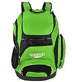 Speedo Large 35L Teamster Backpack - Jasmine Green/Black - One Size