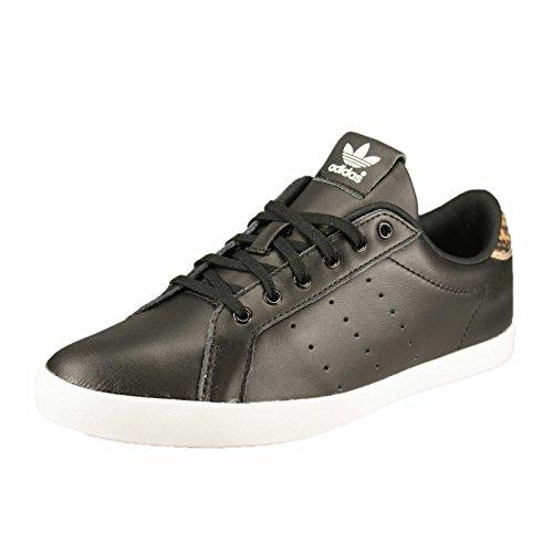 Adidas Femmes Baskets Stan Manquer 10 Taille Noir Au 5 uni Royaume TnwxZddO