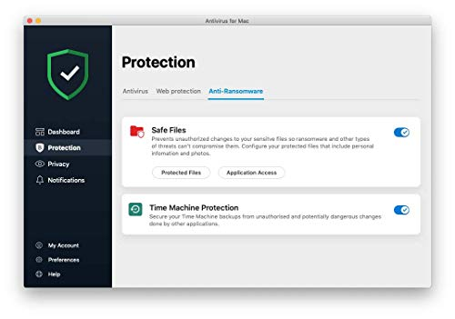 Bitdefender Antivirus for Mac 2021 - 1 Device | 1 year Subscription | Mac Activation Code by Mail