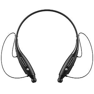 Bluetooth Auriculares, JETech Deporte Manos Libres Inalámbrica Bluetooth Estéreo Auriculare con Micrófono para Apple iPhone6/6 Plus/5s/5c/5/4s/4, Samsung Galaxy S6/S5/S4/S3, LG, PC Portátil y otro Bluetooth Dispositivo - H0784