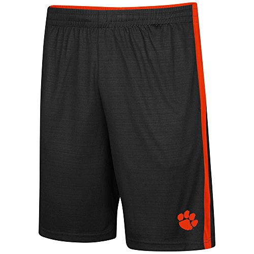 Wholesale Colosseum Mens Clemson Tigers Basketball Shorts for sale