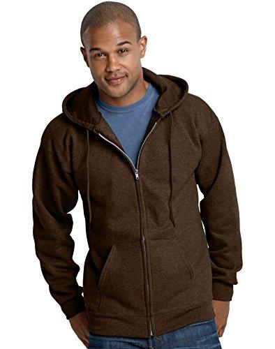 Hanes 10 oz ULTIMATE COTTON Full-Zip Fleece ()
