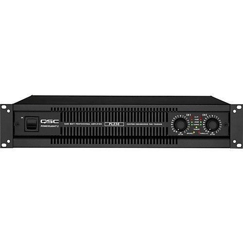 QSC PL236 Powerlight 2 Series Power Amplifier (Series Powerlight)