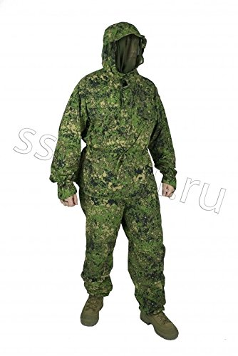 Russian Military PARTIZAN - SPECTRE reversible two-sided suit Summer  camouflage by SSO SPOSN c2795b05e382