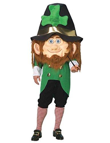 (Forum Parade Pleasers Oversized Leprechaun Costume, Green,)