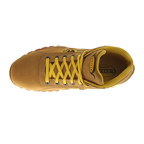 Diadora Glove H Light Brown, Yellow