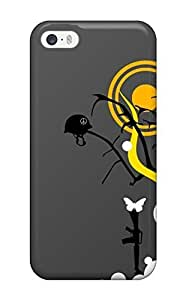 Excellent Design 3d Abstract Ships Phone Case For Iphone 5C Premium Tpu Case