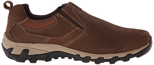 Brown Walking XCS Nubuck Men's On Shoe Sport Boldly Step Dark Rockport Slip 6gqv4AAx