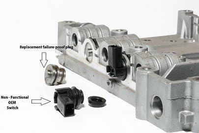 AccurateDiesel 5R110W Powerstroke Transmission Saver Plug