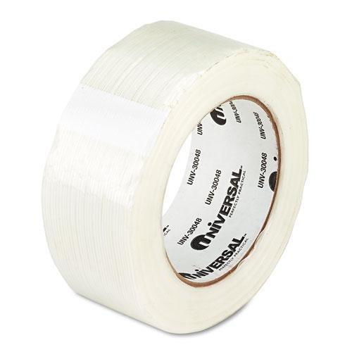 Universal 30048 110# Utility Grade Filament Tape, 48mm x 54.8m, 3