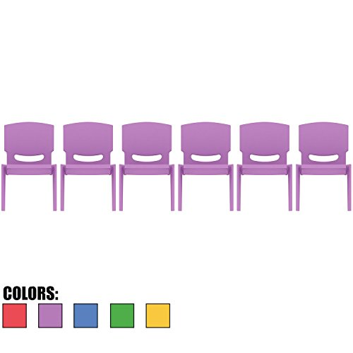 Painted School Chairs - 2