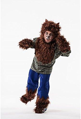 Disfraz de Hombre Lobo para Niño. - 5-7 años: Amazon.es: Ropa y ...