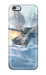 For Iphone 6 Cover Case Slim [ultra Fit] World Of Warplanes Protective Case Cover