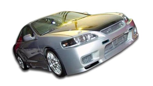 Body 2dr R33 - 1998-2002 Honda Accord 2DR Duraflex R33 Body Kit - 4 Piece