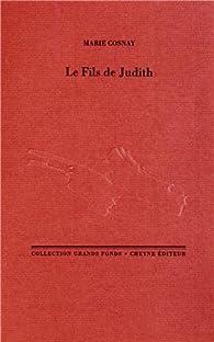 Le Fils de Judith par Marie Cosnay