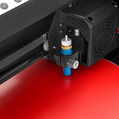 Mophorn Vinyl Cutter 28 Inch Vinyl Cutter Machine 720mm Vinyl Printer Cutter Machine LCD Display Vinyl Plotter Cutter Machine Signmaster Software Sign Making Machine with Stand by Mophorn (Image #6)