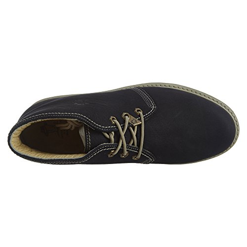 Havana Joe Chukka Boots Heren Black Grain Nubuck