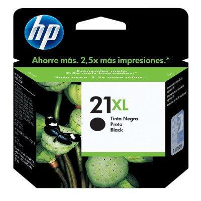 HP C9351CL Cartucho de Tinta No. 21XL para D1320/Psc140/1250, Negro