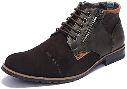 Bruno Marc Leather Oxfords Chukka product image