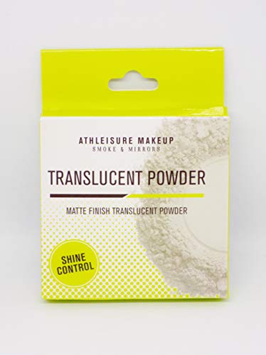Athleisure Makeup Translucent Powder, Matte Finish