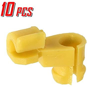 Amazon Com 10 Toyota Door Lock Rod Clips 5mm Rod Size
