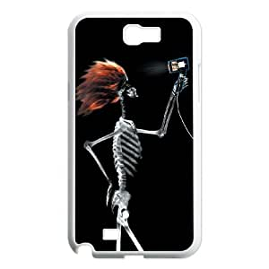 Designed High Quality X ray Image , Only Fit Samsung Galaxy Note 2 N7100