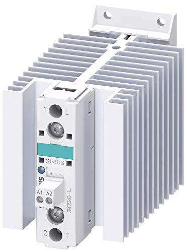 24VDC Solid State Contactor 20A SIEMENS SIRIUS 3RF2320-1AA06 48-600V 1-phase