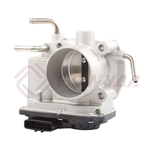 Howyaa 22030-0H041 Electronic Throttle Body Fit for Toyota Camry RAV4 Solara Scion