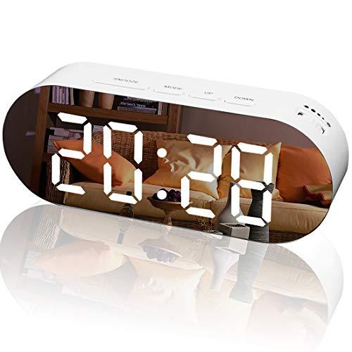 Highest Rated Desk & Shelf Clocks