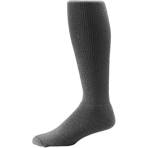 Pro Feet Acrylic Multi-Sport Cushioned Tube Socks, Black, Small (Acrylic Multi Sport Socks)
