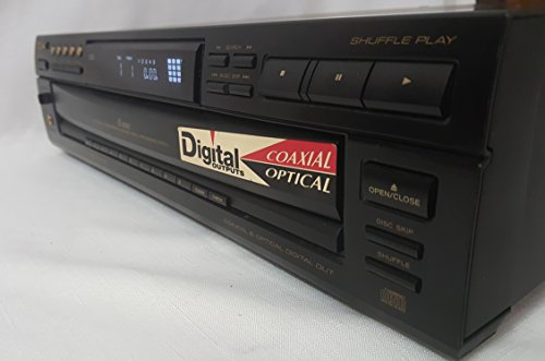 Teac PD-D2700 5 Disc Compact Disc Multi Player CD Changer