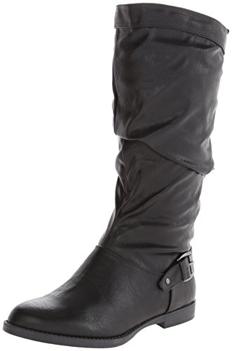 Easy Street Womens Vigore Più Riding Boot Nero