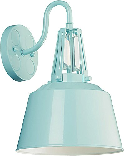 - Feiss WB1726SHBL Freemont Wall Sconce Lighting, Blue, 1-Light (9