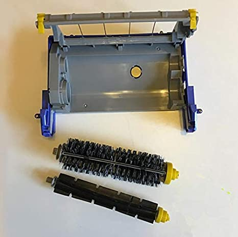 Amazon.com: HBK Roller Main Brush Frame Box Assembly Module Parts for irobot Roomba All 500 600 700 527 550 595 620 630 650 655 760 770 780 790: Home & ...