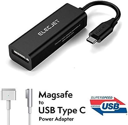 ELECJET Magsafe a Adaptador USB C   AnyWatt   Compatible con ...