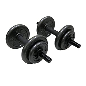 Well-Being-Matters 417%2B3Lgm77L._SS300_ CAP Barbell RSWB-CS040T Adjustable Dumbbell Set (40 Pounds)