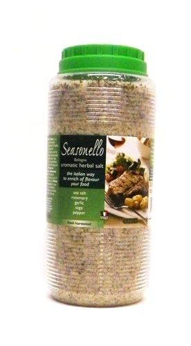 Seasonello Aromatic Herbal Salt 35 oz