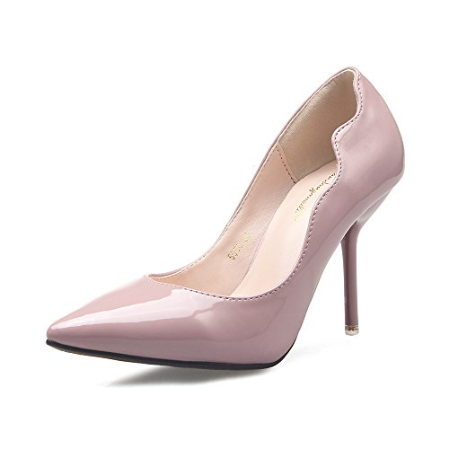 versión zapatos femeninos otoño de Sugerencia de cm tacón los la y de de de 5 con Color coreana 9 Raw primavera alto señaló singles zapatos tacón de fino zapatos xBBtw1Yq