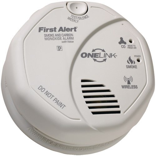 1 - ONELINK Battery-Operated Combination Smoke & Carbon Mono