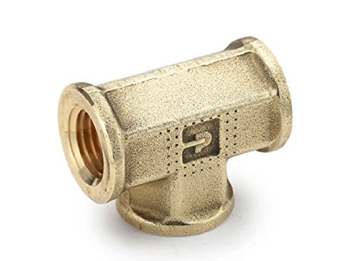 Female Pipe to Female Pipe 1//2 Parker 1203P-8-pk20 Pipe Fitting Brass Pack of 20 Female Pipe Forged Tee