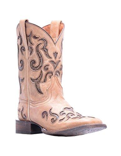 Dan Post Donna Stivali Da Cowboy In Pelle Stivali Da Cowboy In Pelle A Punta Quadrata