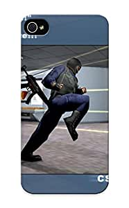 Exultantor Durable Counter Strike 166 Back Case/ Cover For Iphone 5/5s For Christmas