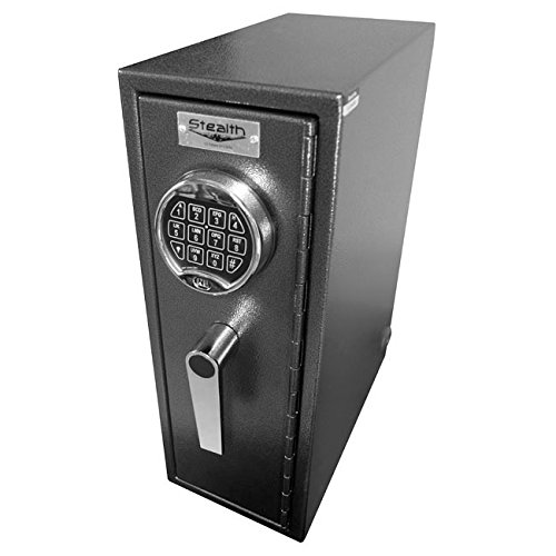 Stealth personal marijuana safe vault secure cannabis for Safe and secure products