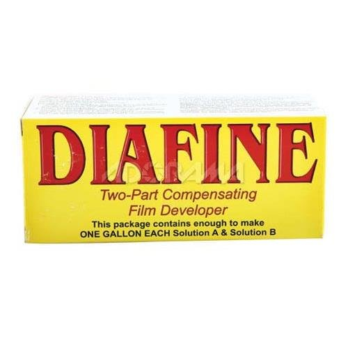 Acufine Diafine 2 Bath Black & White Film Developer Concentrate, Makes 1 Gal. of Solution by Diafine