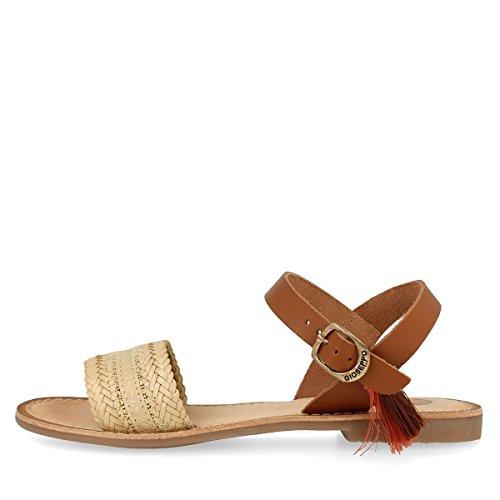 Gioseppo  Addison 39830-11 Beige, Chaussures à brides femme