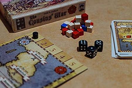 2 Tomatoes Games The Cousin´s War (La Guerra de los Primos), Multicolor (2TCW01): Amazon.es: Juguetes y juegos